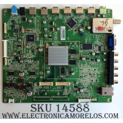 MAIN / VIZIO 756TXBCB2K012 / 715G4404-M01-000-005F / TXBCB2K01204 / TXBCB2K01205 / TXBCB2K01206 / PANEL T460HB01 V.1 / MODELO M3D460SR LTYAKSAM / M3D460SR LTYAKSAN