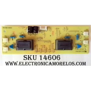 BACKLIGHT INVERSOR / VIEWSONIC IS159 / RUNTP5663TB / IS159 REV:4a / MODELO VP2130B