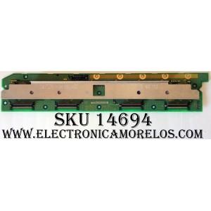 BUFFER /PIONNER AWV2364 / ANP2161-A / AWV2364-A / AWW1187 / MODELO PDP-6071PU / PANEL PDU-PC60X04