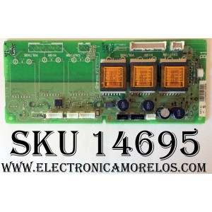 BACKLIGHT INVERSOR / PHILIPS 310432848321 / 310431360975 / PANEL S42AX-YB02 / MODELO 37PF9631D/37 / 50PF9631D/37 / 42PF9631D/37