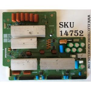 X-SUS / SAMSUNG LJ92-01534B / BN96-07131B / 534B / BA1 / LJ41-05519A / LJ92-01534A / PANEL S50FH-YB01 / MODELO PH50KLFLBF/ZA 0001