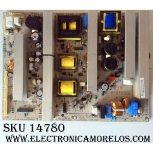 FUENTE  LG EAY32808901 / 32808901 / EAX30836401  /  6709900019A / MODELO 42PC3DD-UE / 42PC5DC-UC / 42PC5DC-UL / 42PT85-ZB / 42PX8DC-UA / 42PB4DT-UB / 42PC3D-UD / 42PC3DB-UE / 42PC3DC-UE / 42PC3DV-UE / 42PC55-ZB 42PC56-ZD / 50PC55-ZB /  TV ISIG NS-PDP42