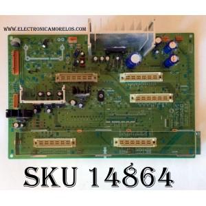 TARJETA INTERFACE / ZENITH 6870VM0453B / MB-042A/B/C / 040521 / MODELO E44W46LCD