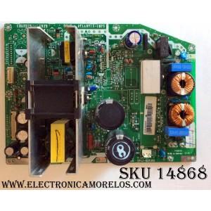 FUENTE DE PODER / SAMSUNG BN94-02141K / BP41-00131B / REV:0.8 / SUSTITUTAS BP94-02141H / BP94-02141A / MODELOS HLP4663WS/ XAA 0001 /HLP4663WX / XAA / HLP5063WS / XAA 0001 / HLP5063WX / XAA / HLP5063WX / XAC 0003 / HLP5063WX / XAC OM03