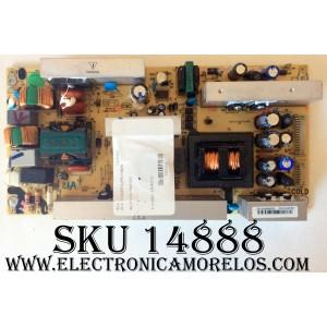 FUENTE DE PODER / RCA MLN800026A / 40-2PL37C-PWE1XG / MODELO  L42FH037