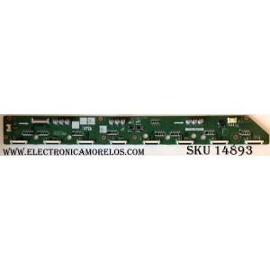 BUFFER  / PHILIPS LJ92-01523A / LJ41-05353A / REV : R1.0 / 523A / AA1  / PANEL S50HW-YB02  / MODELOS  50PFP5332D/37 / S50PTD