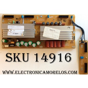 X-SUS / SAMSUNG LJ92-01515A / LJ41-05987A / 515DA2 / Rev:R1.0 / MODELO PN50A450P1D
