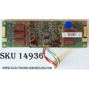 BACKLIGHT INVERTER / LG 2970046602 / L20C-3 / PANEL LM201U04-A3 / MODELO VP201B / VLCDS26064-2W