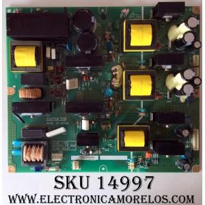 FUENTE  DE PODER / NEC J2060171 / 069SP4Z / PWB-P0WER / MODELO  L40HV201