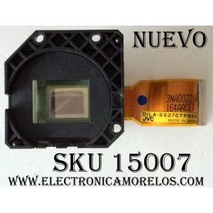 FILTRO DISPLAY / SAMSUNG (AZUL) 3NAD0221A / DILA-SX070TPK0H / 164AACET / MODELOS HLR6167WAX/XAA / HLR5667W1X/XAA / HLR6178WX/XAC PZ02 / HLR6767WAX/XAA MAS VERSIONES EN DESCRIPCION