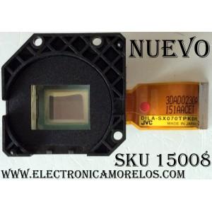 FILTRO DISPLAY / SAMSUNG (ROJO) 3DAD0230A / DILA-SX070TPK0H / 151AACET / MODELOS HLR6167WAX/XAA / HLR6168WX/XAC PW01 / HLR5056WX/XAA / HLR5078WX/XAA MAS VERSIONES EN DESCRIPCION
