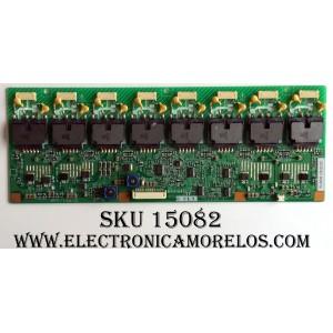 BACKLIGHT INVERTER / ILO  19.26006.108 / HPC-1561D / HIU-641C / 1926006108 / SUSTITUTA  19.26006.167 /  PANEL T260XW02 V.1 / T260XW02 V.0 /  MODELOS ILO-26HD / MX-26X3 L2614XW02 / LNS2641DX/XAA / LNS2651DX/XAA / LNR267WX/XAA