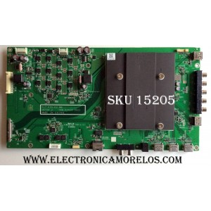 MAIN / VIZIO ARS73401M01001 / E55-E2 LWZ2VIAT-MAIN / 748.02410.0021 / 16T04-2 / Y17 E55-E2 MB / E198681 / MODELO E55-E2 LWZ2VIAT