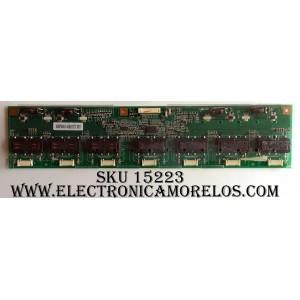 BACKLIGHT INVERTER / HANNSG 60.88F00.A01 / 6088F00A01-A0B0 0737 0811 / DAC-24T055 / 2995310200 / PANEL HSD280MUW1-A00 REV 1 / MODELOS HG281D / T280H / VX2835WM VS11531