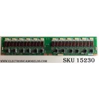 BACKLIGHT INVERTER / SAMSUNG 120V46W2B REV14 / 120V46W2B / PANEL LTA460WS-L01 / MODELOS BE46PSNB 460P / LNS4692DX/XAA