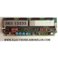X-SUS / PANASONIC TNPA3574 / EK5N24G / PANEL MC94H27F8 / MODELOS TH-37PHD8GKJ / TH-37PHD8UK / TH-37PX50U / TH-37PHD8GSJ / TH-37PHD8UKJ