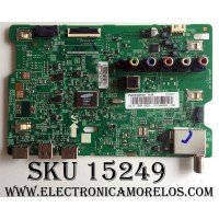MAIN / SAMSUNG BN94-10852A / BN97-10715C / BN41-02488B / MODELO UN40K5100AFXZA DA01 / PANEL CY-FK040BNNV3H