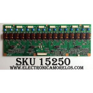 BACKLIGHT INVERTER / SAMSUNG 19.26006.167 / VIT71008.91 / REV:1 /1926006167 / PANEL T260XW02 V.5 / MODELOS LNS2641DX/XAA / LNT2653HX/XAA / FPE2608 / FPE2608DV / HLH26ATBB