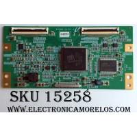 T-CON / SONY LJ94-01488E / 400WSC4LV0.4 / 1488E / PANEL LTY400WT-LH1 / MODELO FWD-40LX2F