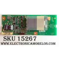 BACKLIGHT INVERTER / LG 6632L-0325A / PW-EE32SU-S / LC320WX1 / REV:1.8 / 996510008043 /PANEL LC320WX1-SLA1 / MODELO 32LB9D-UA