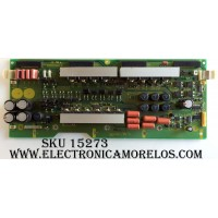 X-SUS / PANASONIC TNPA1765 / ES0823C / MODELOS TH-42PW3 / TH-42PWD3