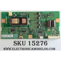 BACKLIGHT INVERTER / SPECTRONIQ HIU-686-M / HRevG-69L7-1044 / HPC-1612D-M / PANEL BM080A001A / MODELOS WT323 HD-3202 / PLTV-3250 / PLTV-3250