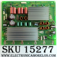 X-SUS / PIONEER AWV2378 / AWV-2378 / ANP2120-B / AWW1195 / TFF11 / SUSTITUTA AWV2399 / MODELOS PDP-4270HD / PDP-4271HD