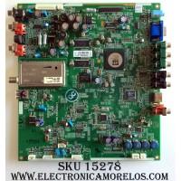 MAIN / WESTINGHOUSE 5600600266 / 2970055002 / LT32CGN /  PANEL V320B1-L01REV C5 / MODELO LTV-32W6HD