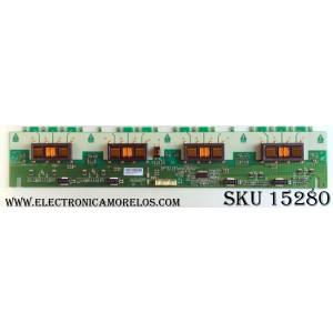 BACKLIGHT INVERTER / SAMSUNG LJ97-00998A / 998A / REV:7 / SSI400WA16 / PANEL LTA400WT-L17 / MODELOS ELDTW401 / PV40 / TLA-04011C / TLX-04011C / L40HD33DYX12 / L40HD33DYX14 / FWD-40LX2F  / MD30180A / SK-40H590D