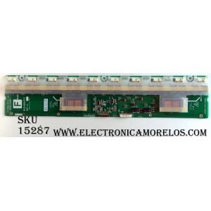 BACKLIGHT (F) SLAVER / LG 6632L-0154D / 154D / REV:1.2 / KLS-420CP-F / PANEL LC420W02 / MODELOS M4201C-BA / 42LB1DR-UA / 42LB1DRA-UA AUSLLJM / 42LC2D-EC AEKLLBP / 42LC2D-UD APUSLL / 42LC2DB-EC AEKLLJP