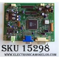 MAIN DIGITAL / VIEWSONIC  L19O / 2970045802  / VERSION 1.01 / MODELO L19BMW05JBB