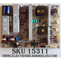 FUENTE DE PODER / SAMSUNG BN44-00190A / PSPL531801A / W2AP(US) / SUSTITUTAS BN44-00162A / BN44-00189A / BN44-00160A / MODELOS HPT5064X/XAA / HPT5054X/XAA / HPT5034X/XAC / HPT5054X/XAC / HPT5064X/XAC / HPT5054X/XAC AN19 / HPT5034X/XAC AQ25