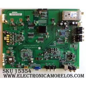 MAIN / VIEWSONIC 6201-7032146381 / JC328A11U / 61U / 2202520300 / PANEL T315XW01 V.2 / MODELO N3250W VS10769-1M