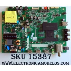 MAIN / FUENTE (COMBO) / TCL V8-UX38001-LFV025(A2) / 40-UX38M0-MAD2HG / V8-UX38001-LFV025 / GTC000329A / UX38M0 / MODELO 32S3750