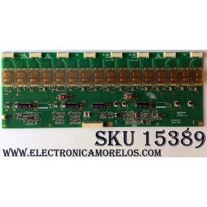 BALASTRA INVERTER / ELEMENT 250000010500 / 1926006301 /VIT79001.52 / PANEL T315XW01 VC / MODELOS ELCPO321 / MA-32EF1AC 3200 / MA-32EF1ASP 3200 / FLM-3232 / FLM-323B / FLM-3234B