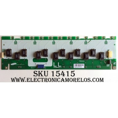 BACKLIGHT (LL) INVERSOR / SAMSUNG  LJ97-01479A / INV52B24E / 1479A /SSB520W24V01  /PANEL LTA520HC03 / MODELO  LNT5271FX / XAA