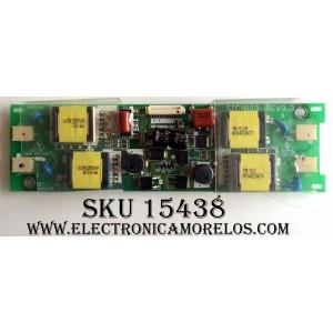 BACKLIGHT INVERSOR / SAMSUNG BN44-00041A / SIC1803 / BN44-00038A / BN44-00041B / BN44-00060A / BN44-00064A / BN44-00073B / MODELOS GH17ASBB / GH17ASBB / LTM1755X / XAA / LTM1755X / XAA / LTM1755BX / XAA  / LTM1775WS / XAA / LTM1775WX / XAA