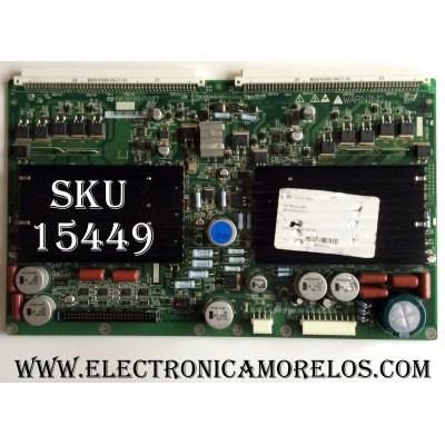 Y-SUS / PHILIPS NA18100-5007 / FDK25043(01) / HY1185 / 9-885-048-38 / T-9986-091-3 / FPF10R-YSS5007/ PANEL FPF42C10660UE / MODELOS 42FD9932 / 17G / PDM-4270 / PDS4209W-B / PDS4229W-B