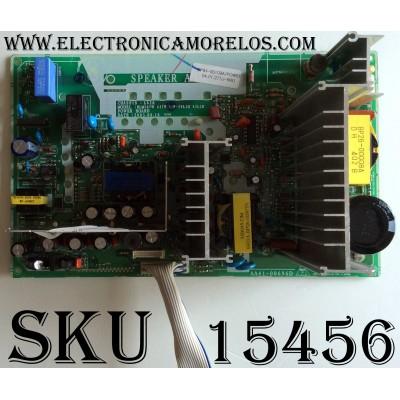 FUENTE DE PODER / SAMSUNG BP94-00109A / AA41-00696D / MODELOS HLN4365WS / XAA 0001 / HLN467WS / XAA 0001 / HLN5065WS / XAA 0001 / HLN507WX / XAA / HLN437WS / XAA 0001 / HLN467WX / XAA / HLN5065WX / XAA
