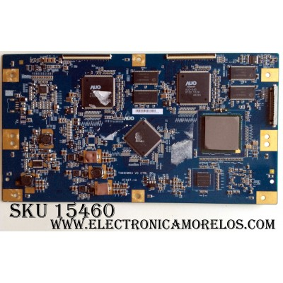 T-CON / 55.07A87.001 / T460HW03 / 5507A87001 / 07A87-1A