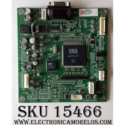 MAIN / HISENSE 107737 / E / RSAG7.820.633A / PANEL LC201V02-(A3)(KB) / MODELOS TL2020 / NS-20LCD