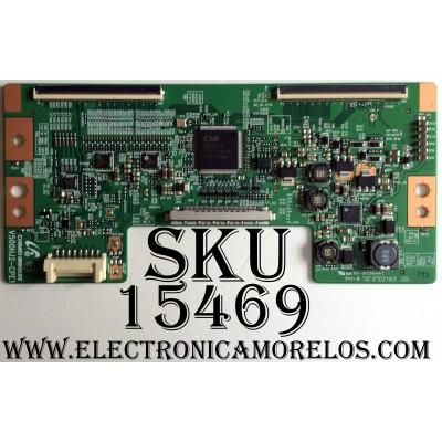 T-CON / SAMSUNG 35-D088552 / V500HJ2-CPE1 / BN96-25575A / PANEL CY-HF500BGMV1H / MODELOS UN55KU6290FXZA CA02 / UN50F5000AFXZA CH01 / UN50F5500AFXZA CH01 / UN50F5000AFXZA DH02 / UN50F5500AFXZA DH03
