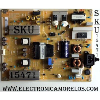 FUENTE DE PODER / LG EAY63689103 / EAX66203101 (1.8) / LGP55RID-15CH2 / 63689103 / PANEL LC550EUE (FH)(M3) / MODELO 55LX774H-UA BUSYLJR