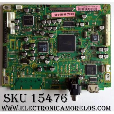 MAIN DIGITAL / SHARP A3Y003GDS0 / OEC7154B-010 / CEF170A / PARTE SUSTITUTA 9JDA3Y003GDS0 / MODELOS LC-26SH20U  / LC-32D40U