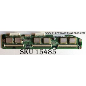 BUFFER / TOSHIBA 23301602 / LJ92-00786A / LJ41-01596A / MODELOS W4200HD / VM-42WX84 / 42PF9976/37 / 42HP83