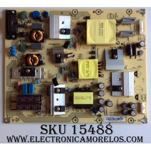 FUENTE DE PODER / BEST BUY / SHARP PLTVEY701XAL4 / 715G6335-P02-003-003M / PANEL TPT500J1-HVN07.U REV:S600B / MODELOS LC-50LB371U / LC-50LB371C / LC-50LB371U