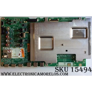 MAIN / LG EBT63818913 / EAX66208202(1.3) / 53EBT000-009E / PANEL LC550EQE (FH)(M1) / MODELO 55UF7600-UJ.BUSYLJR / 55UF7600-UJ BUSYLJR