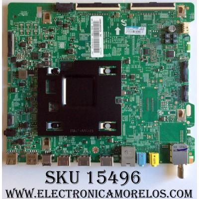 MAIN / SAMSUNG BN94-11709E  / BN41-02568A / BN97-12619A / PANEL CY-WK065HGLV2H JW14 / MODELO UN65MU650DFXZA FA01