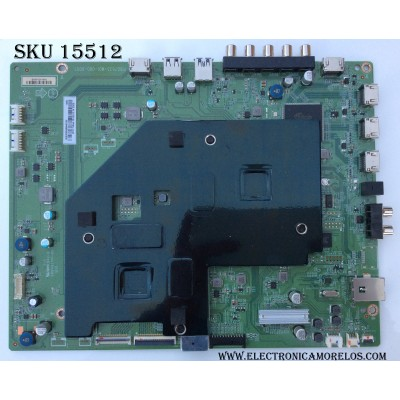 MAIN / VIZIO  756TXGCB0QK044 / XGCB0QK044010X / XGCB0QK044 /  715G7533-M01-000-005T  / E88441MV-0S  /  MODELO  P65-C1  LTMATLCS