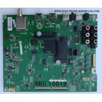 MAIN / HISENSE 198421A / RSAG7.820.6960/R0H / HU55K3120FW /PANEL  HD550DF-F51/XP/S3/GM/ROH / MODELO LC-55N300U